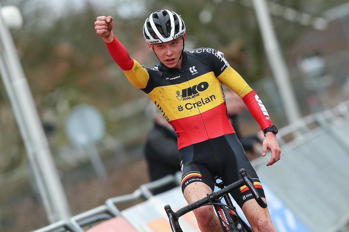 Dockx snelt in Hulst naar 27de overwinning van het seizoen