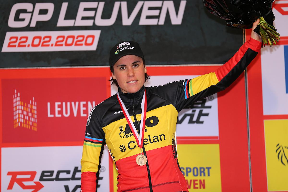 Dockx en Uytterhoeven winnen in Leuven, Cant en Avondts knap derde.